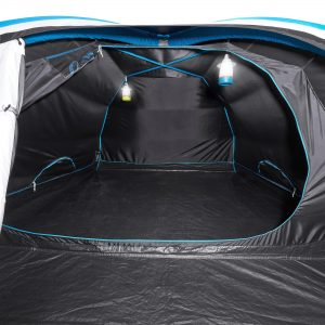 binnentent voor tent air seconds 3 xl fresh & black quechua