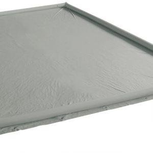 Eurotrail grondzeil Airdam 250 x 450 cm PVC grijs
